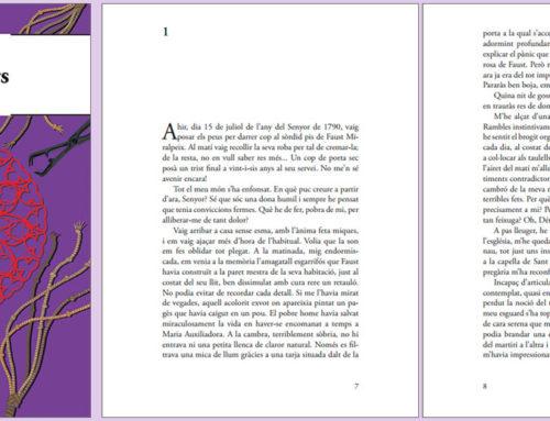 Fragment del llibre «Entre murs»