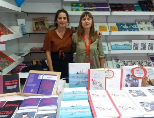 L'Editorial Fonoll a la 37a Setmana del Llibre en Català