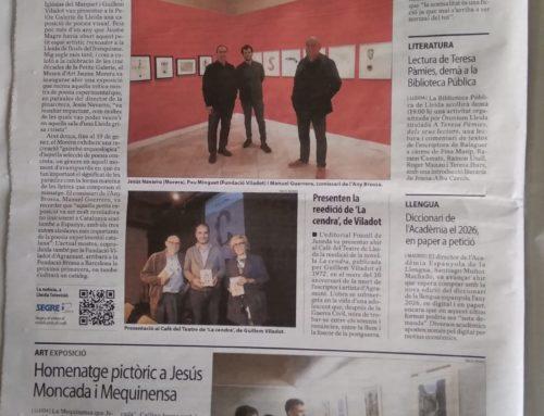 El Museu d'Art Jaume Morera reuneix Brossa, Viladot i Iglésias del Marquet