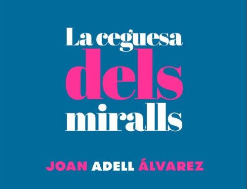 'La ceguesa dels miralls', primícia de Sant Jordi