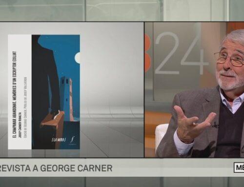 Entrevista a George Carner, Més 324