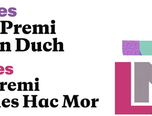 Bases del 22è Premi Joan Duch de poesia per a joves escriptors i 5è Premi Carles Hac Mor a plaquettes d'escriptura subversiva